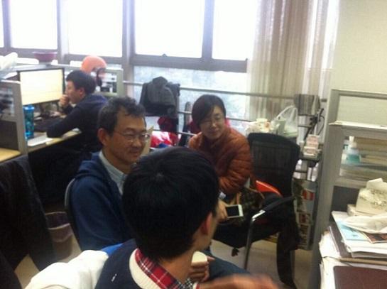 AlexPang and Feiran Wu